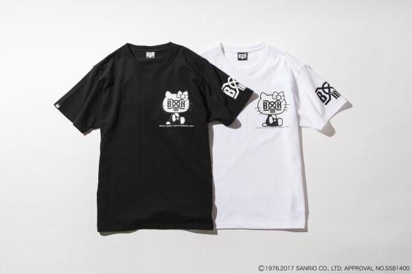 WN BKST BxH:Hello Kitty Tee ¥6 000+tax