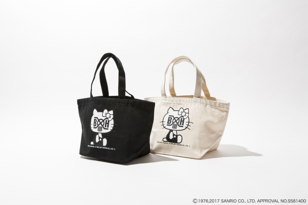 WN BKFA BxH:Hello Kitty Tote Bag ¥3 800+tax