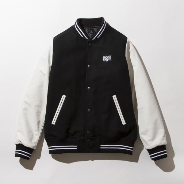BHJK BxH Varsity Jkt ¥58 000+tax