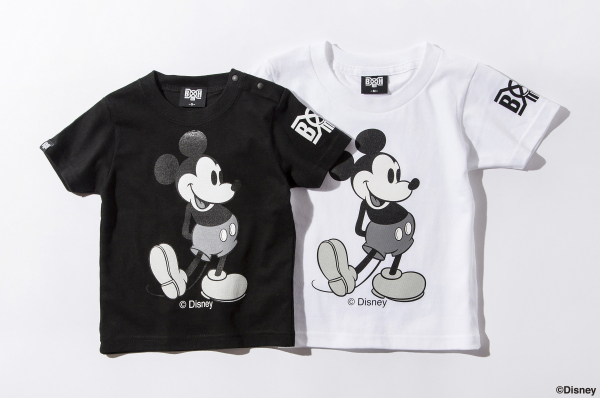 BDKT BxH : Mickey Kids Tee ¥5 000+tax