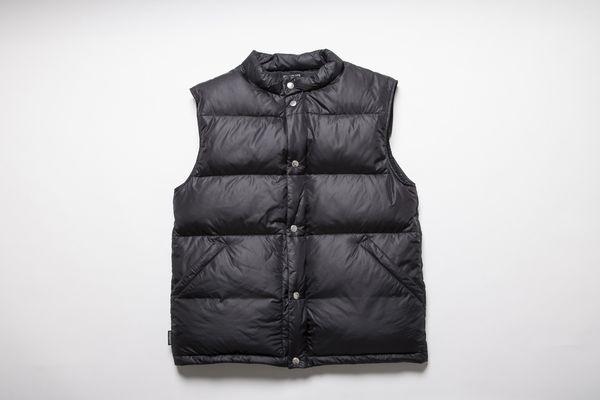 BHJK BxH Down Vest ¥27,800+tax