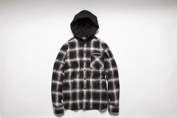 BHSH BxH Hooded Flannel Shirts ¥19,800+tax