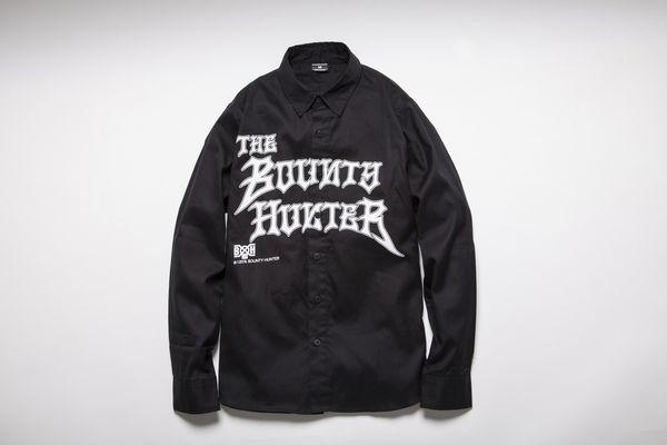 BHSH BxH Rose Logo Print Shirts ¥17,800+tax
