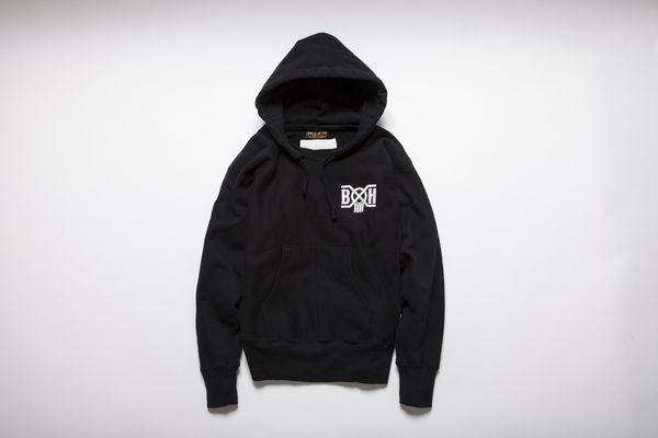 BHLC BxH : MVP Vintage Style Pullover Pk ¥20,000+tax