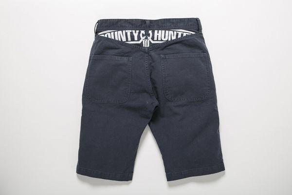 BHPN BxH Washed Half Pants Back ¥17,800+tax