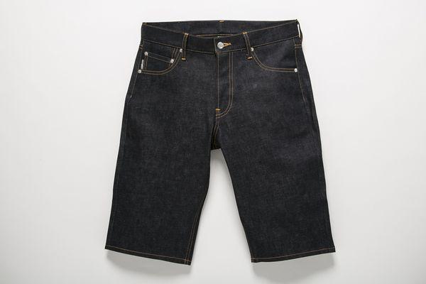 BHPN BxH Denim Half Pants Front ¥17,800+tax