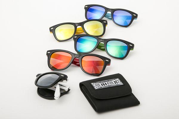 BHFA BxH Foldable Mirror Lens Sunglass ¥3,800+tax