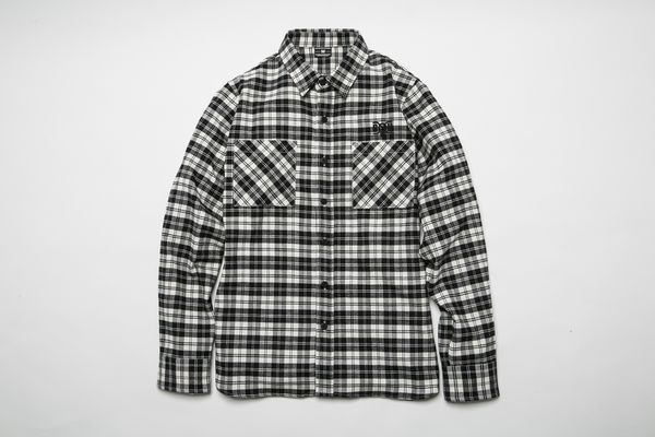 BHSH BxH Flannel Check Shirts ¥16,800+tax
