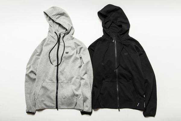BHLC BxH Zip-up Pk ¥16,800+tax
