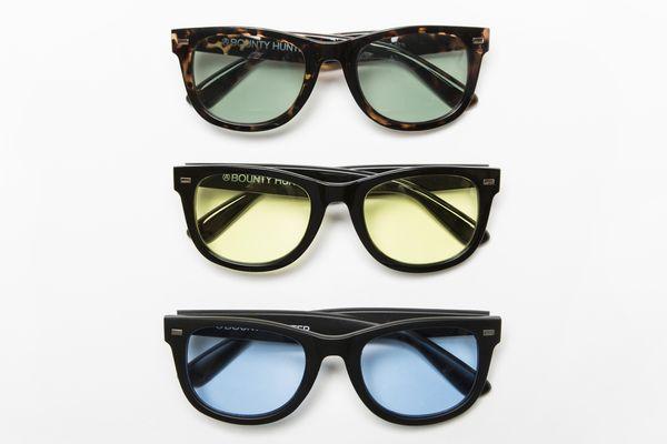 BHFA BxH Color Lens Sunglass ¥3,800+tax