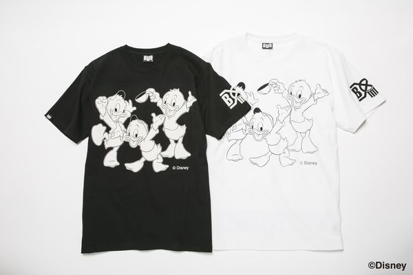 BDST BxH:Huey,Dewey and Louie Tee ¥6,000+tax