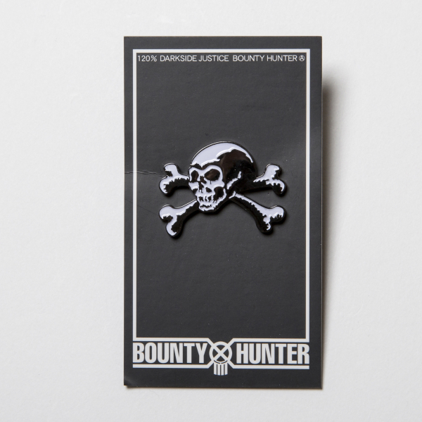 BHFA BxH Old Skull Pin1 ¥1,600+tax