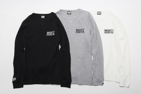 BHLC BxH Thermal L:S Tee ¥7,800+tax