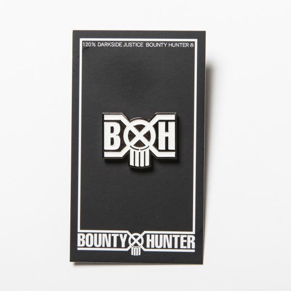 BHFA BxH Logo Pin-台紙 ¥1,600+tax