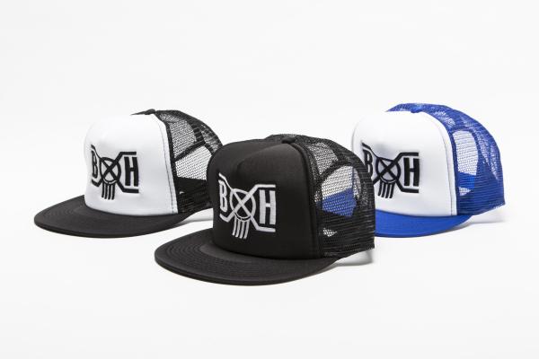 BHFA BxH Logo Mesh Cap ¥5,000+tax