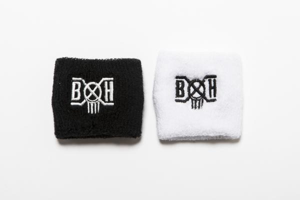 BHFA BxH Logo Towel Fablic Wrist Band ¥1 800+tax