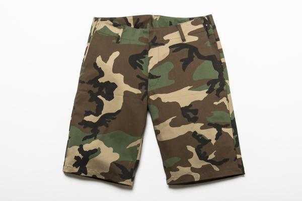 BHPN BxH Woodland Camo Stretch Half Pants ¥16 800+tax