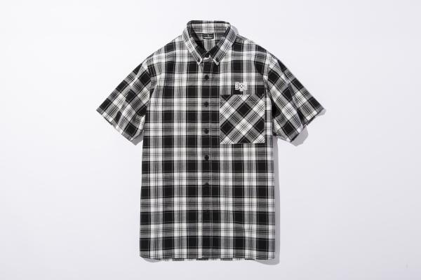 BHSH BxH Check S:S Shirts ¥13 800+tax