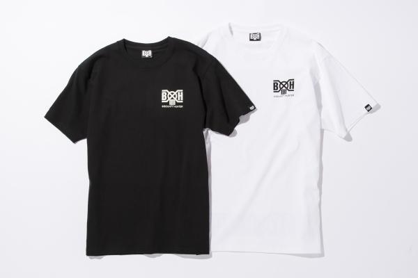 BHST BxH Small Logo Tee ¥5 800+tax