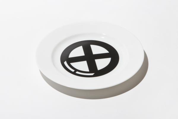 BHFA BxH Circle Logo Plate ¥3 600+tax