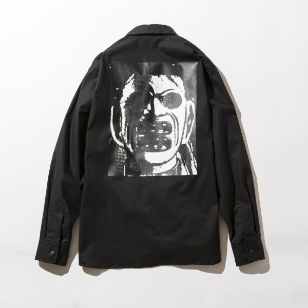 BHSH BxH Mad Mangler Shirts Back ¥18 000+tax