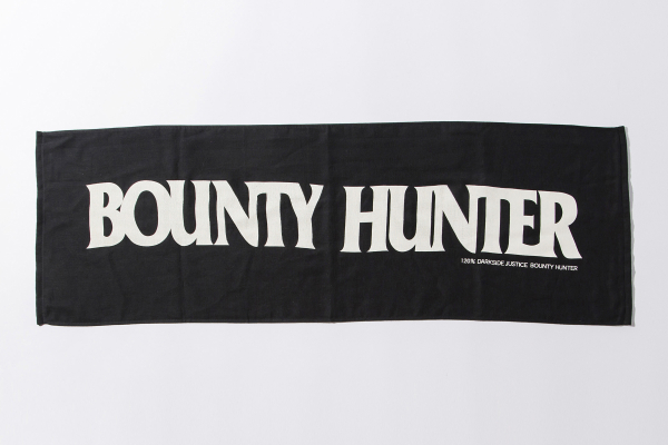 BHFA BxH Black Gauze Towel ¥2 800+tax