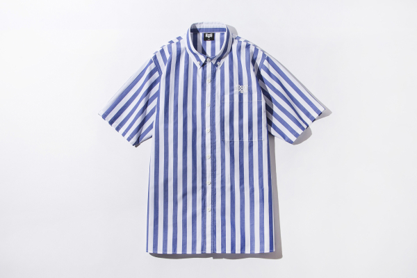BHSH BxH Stripe S:S Shirts ¥15 800+tax