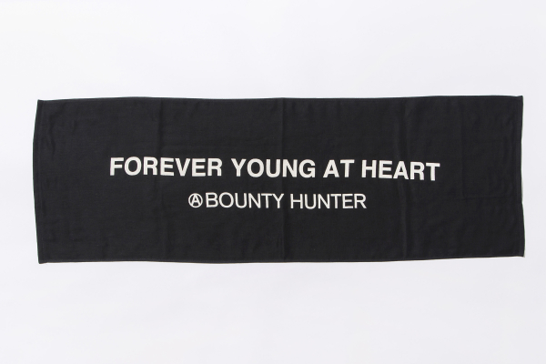 BHFA BxH Forever Young Towel ¥2 800+tax