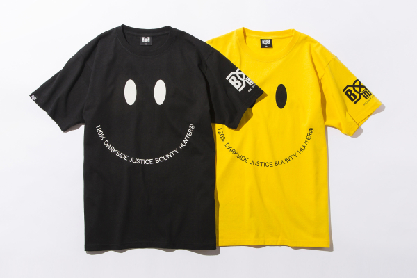 BHST BxH Smile Tee-1 ¥5 800+tax
