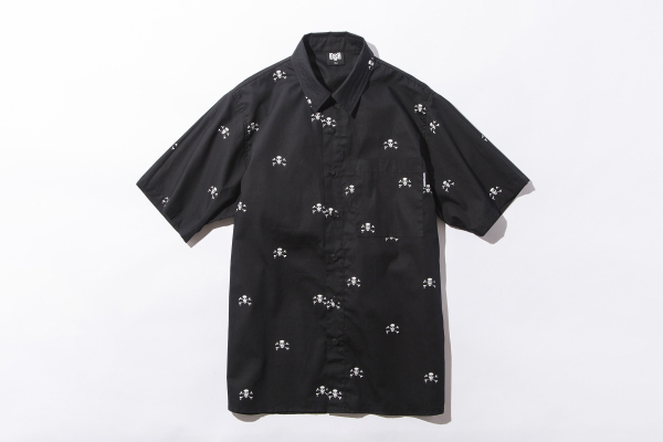 BHSH BxH Skull S:S Shirts ¥16 800+tax